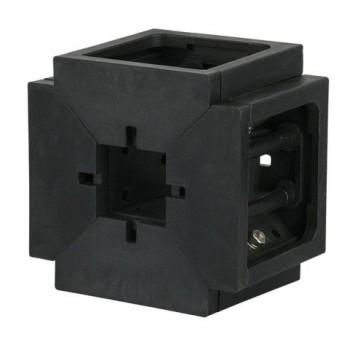 DAP-Audio WMS-BB Soporte para 4 altavoces WMS-40