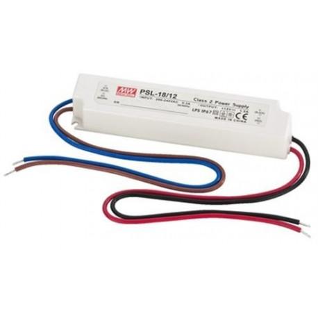 Transformador para bombillas LED mr-16 18 watios