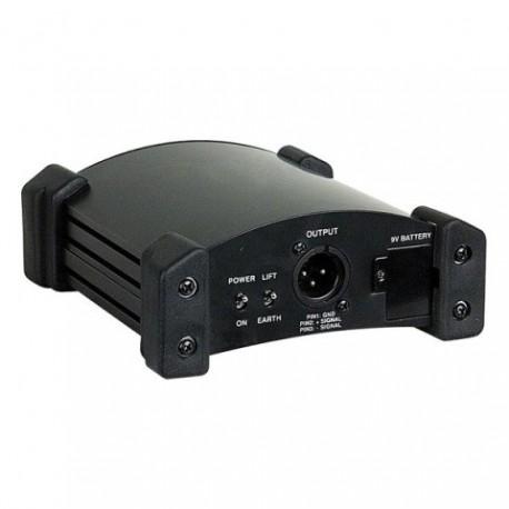 DAP-Audio. Caja de inyección  ADI-200