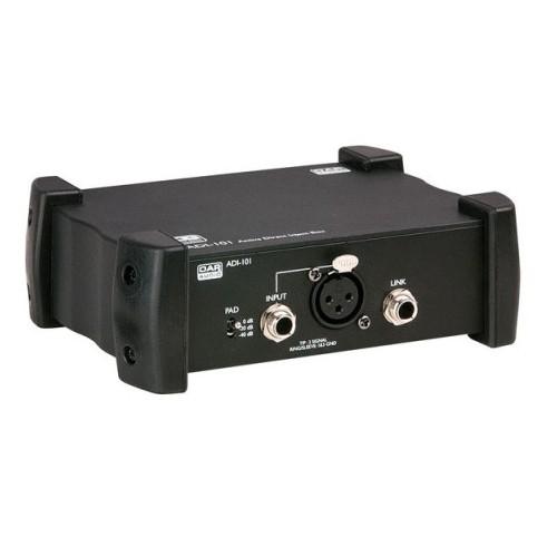 DAP-Audio. ADI-101 Caja de inyección activa.