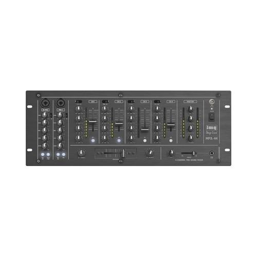 IMG  MPX-44/SW  Mesa de Mezcla DJ estéreo especial hostelería.