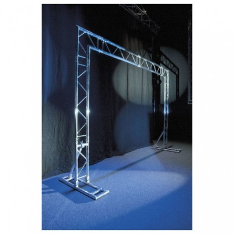 Showtec. Mobile DJ Sporte de Truss.