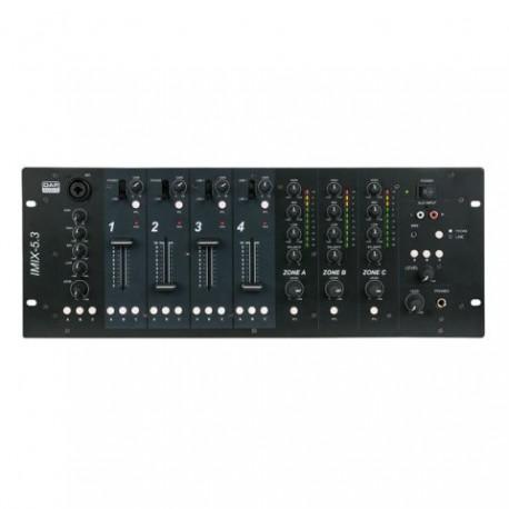 DAP-Audio IMIX-5.3. Mesa de mezclas