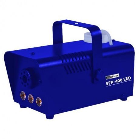 SFAUDIO Máquina de Humo SFP 400 LED - Azul