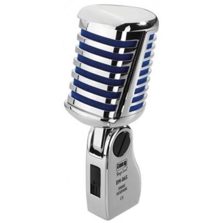IMG. Micrófono dinámico Retro. B-STOCK