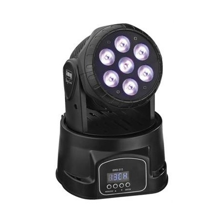 IMG. WASH LED MINI. CABEZA MÓVIL B-STOCK