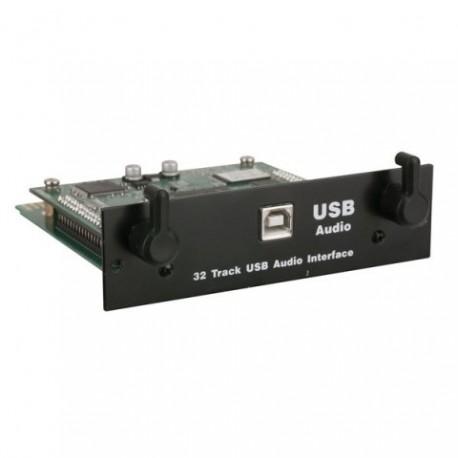 DAP-Audio. Modulo USB Multitrack para GIG-202 tab