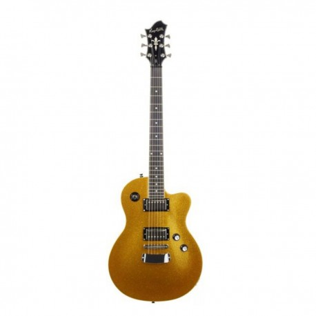 hagstrom d2h deluxe gold