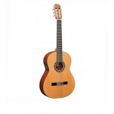 Admira Malaga EF Electrificada Fishman Guitarra española