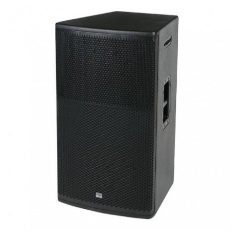 """DAP-Audio XT-15 MKII Caja de altavoz de 15""""/2"""" y 500 W."""