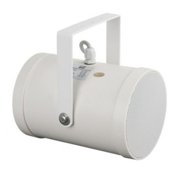 "DAP-Audio PSB-510P Altavoz proyector bidireccional de 10 W, 5"""