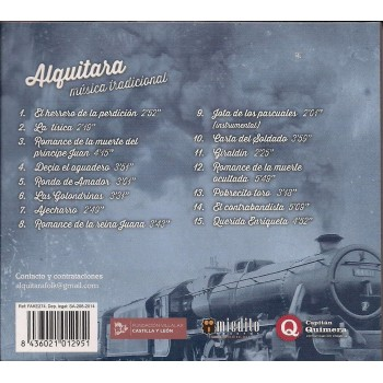 Alquitara Destino CD