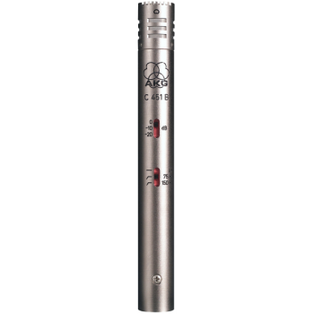 AKG C 451 B Micrófono condensador