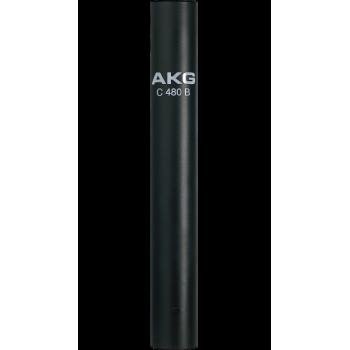 AKG C 480 B ULS Previo de cápsula intercambiable