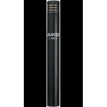AKG  C480 B CB 61 Previo de cápsula intercambiable + cápsula ck 61