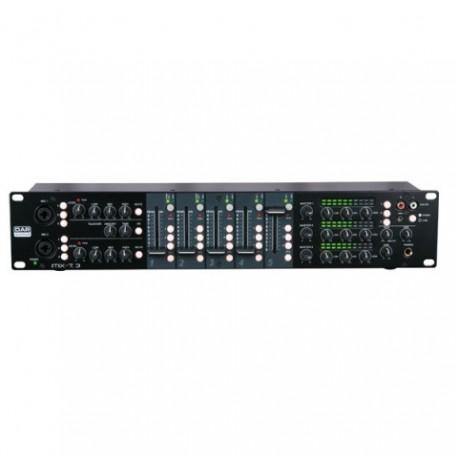 DAP-AUDIO.  IMIX-7.3 Mesa de mezclas.
