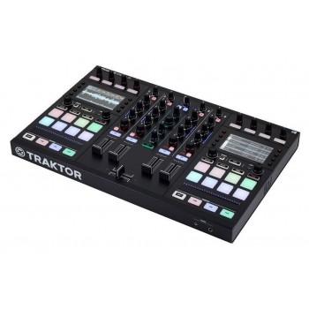 TRAKTOR KONTROL S5 NATIVE INSTRUMENTS. CONTROLADORA DE DJ.
