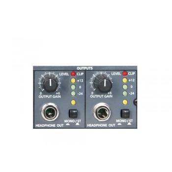 WORK. WPA 4400. Amplificador de Auriculares.