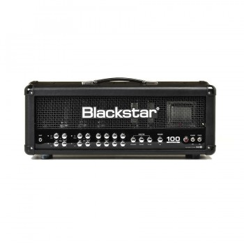 Blackstar Series One 104 EL34 cabezal guitarra