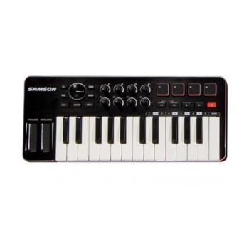 SAMSON GRAPHITE M25 CONTROLADOR USB MIDI