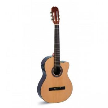 Admira Sara EC guitarra española electrificada con cutaway