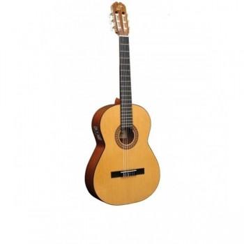 Admira Juanita  EF Electrificada Fishman Guitarra Española