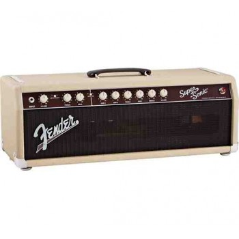 FENDER SUPER SONIC CABEZAL 60W BLONDE