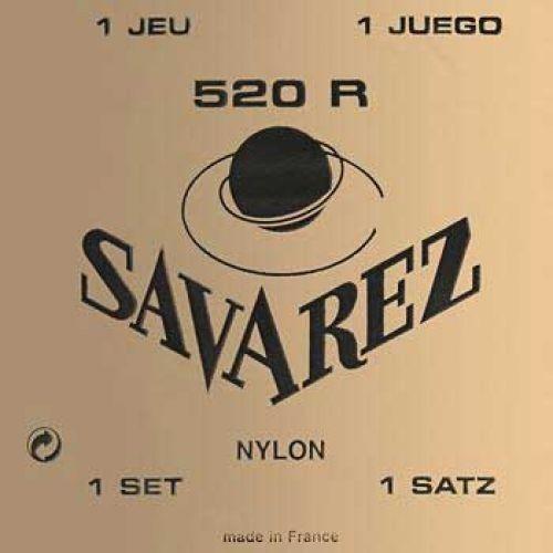 SAVAREZ 520 R JUEGO DE CUERDAS GUITARRA CLÁSICA