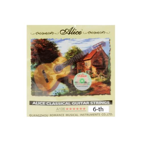 Alice A106 CUERDAS DE GUITARRA ECO