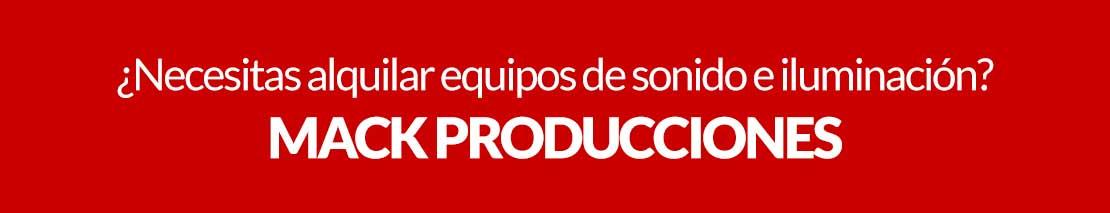 Alquiler de equipos de sonido e iluminación en Aranda de Duero